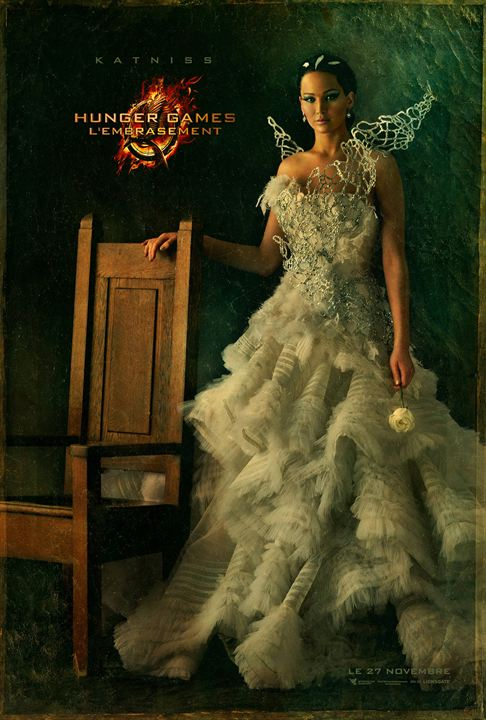 Hunger Games - L'embrasement : Affiche