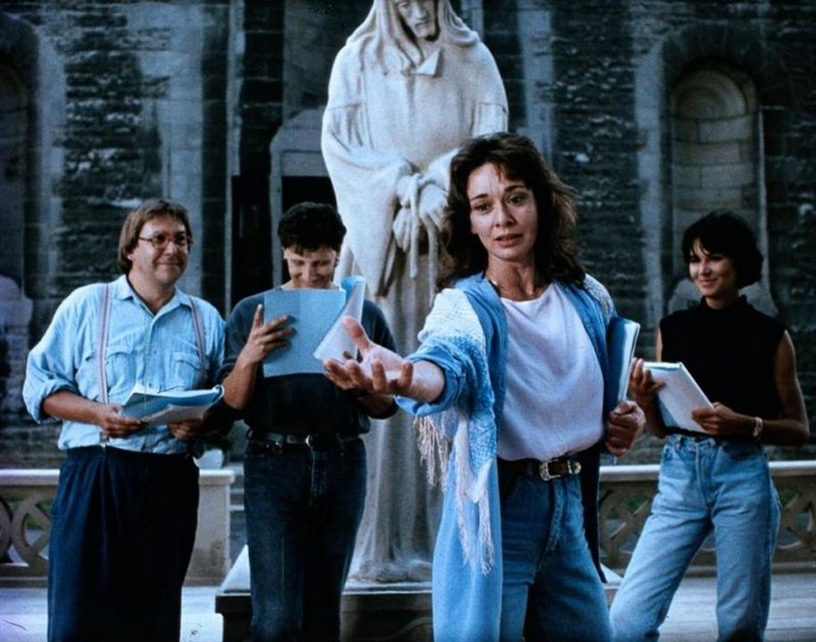 Jesus de Montreal : Photo Catherine Wilkening, Rémy Girard, Robert Lepage