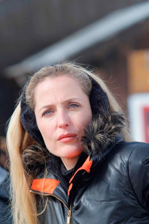 L'Enfant d'en Haut : Photo Gillian Anderson
