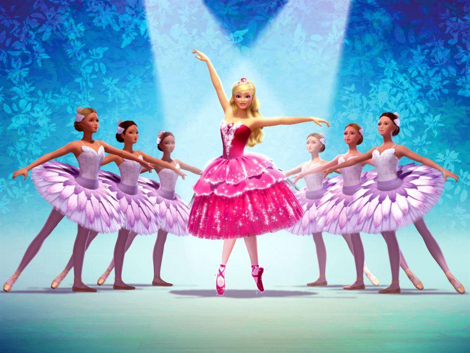 Photo du film barbie r ve de danseuse toile photo 4 sur 5 allocin - Barbi danseuse etoile ...