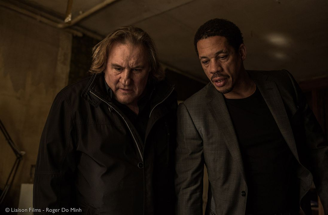 La Marque des anges - Miserere : Photo Gérard Depardieu, JoeyStarr