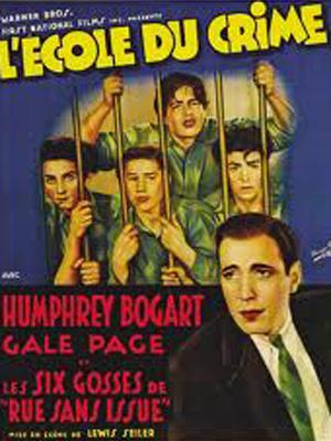 L'Ecole du crime : affiche