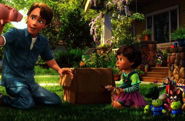 """""""Des larmes signées Pixar"""""""