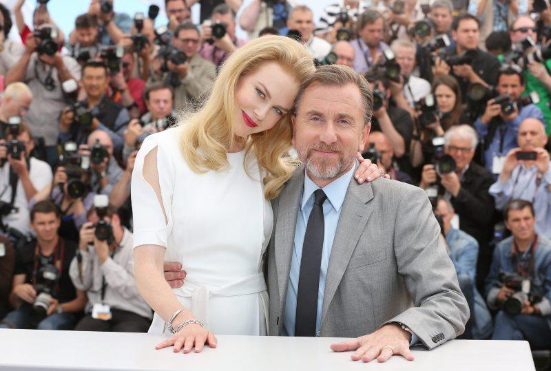 Nicole Kidman et Tim Roth