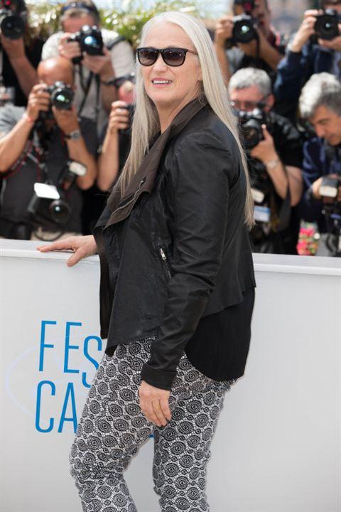 Jane Campion, la Présidente du jury