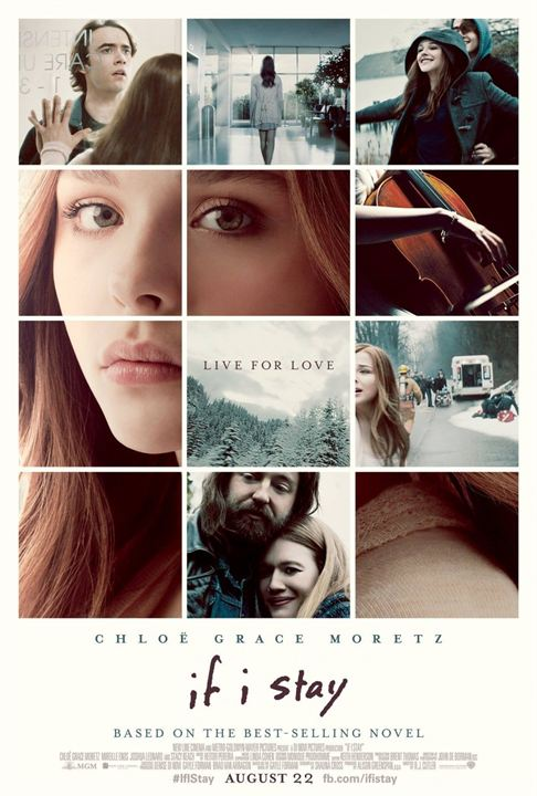 If I Stay - Sortie le 3 septembre 2014