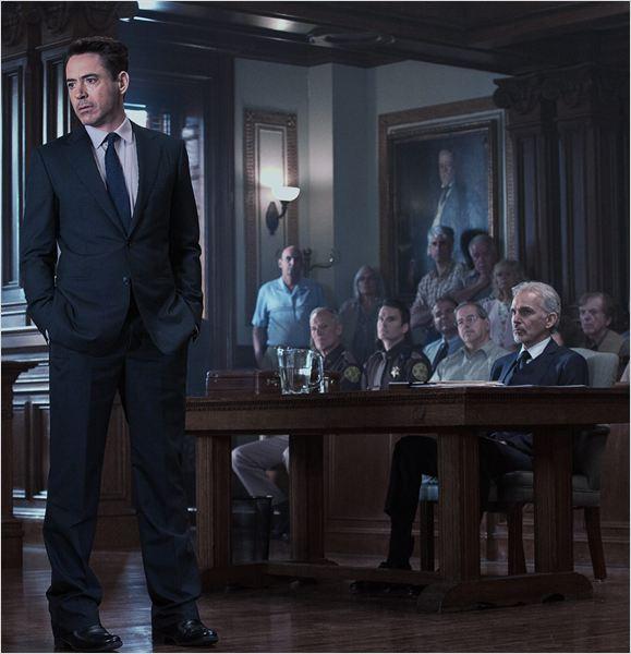 "Hank Palmer dans ""Le Juge"" (2014)"