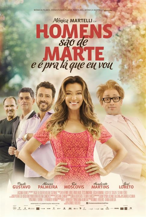 OS HOMENS SAO DE MARTE: Plus gros succès du cinéma brésilien en 2014