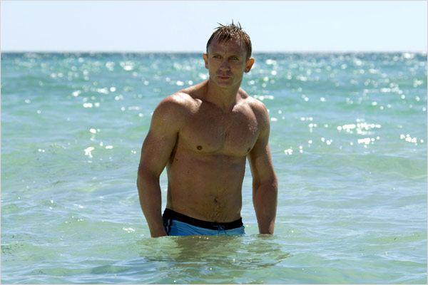 Daniel Craig est devenu le roux le plus craquant de la planète...
