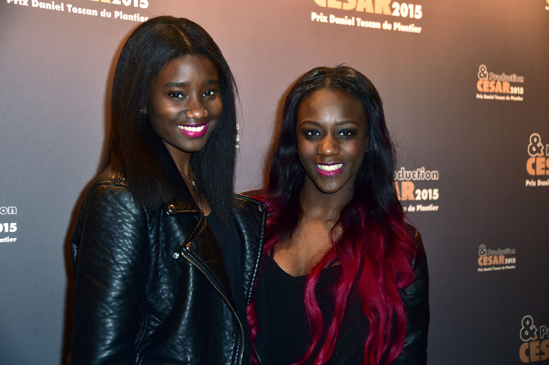 Karidja Touré et Assa Sylla