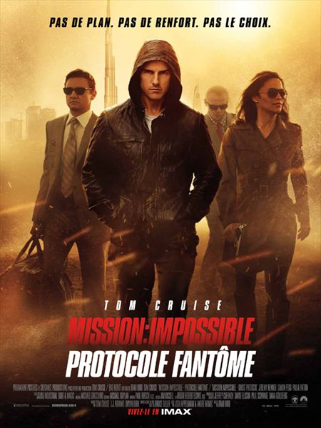 Mission Impossible : les démarrages US d'Ethan Hunt