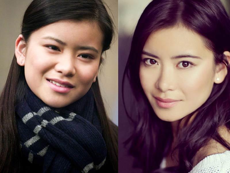Katie Leung alias Cho Chang