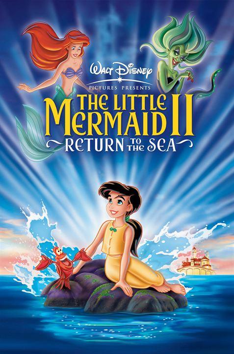 La Petite Sirène 2 : retour à l'océan (2000)