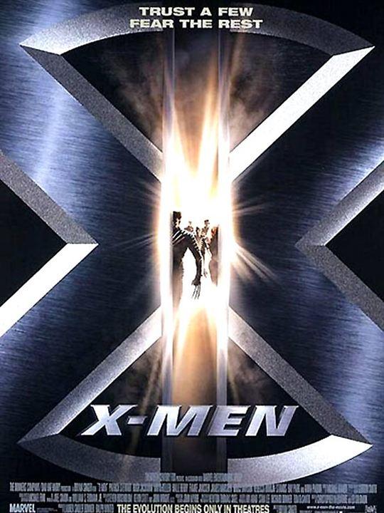 Numéro 8 : X-Men - 296,33 millions de dollars de recettes dans le monde