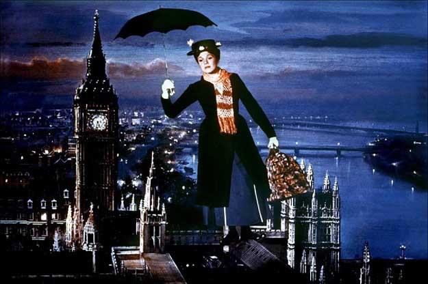 """""""Mary Poppins"""" de Robert Stevenson"""