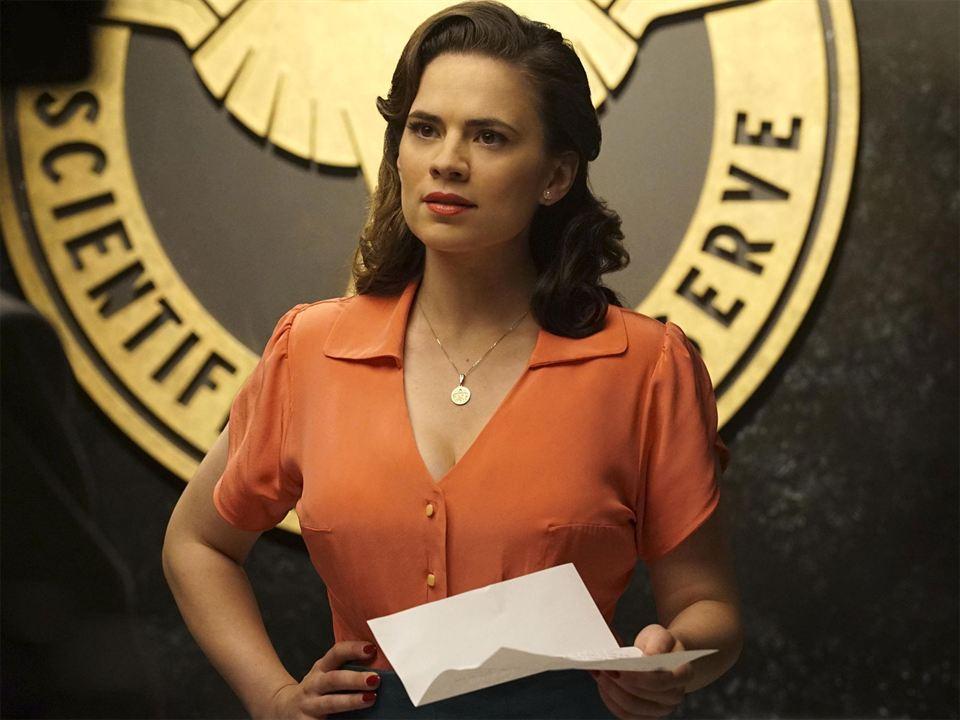 Agent Carter : annulée au terme de la saison 2
