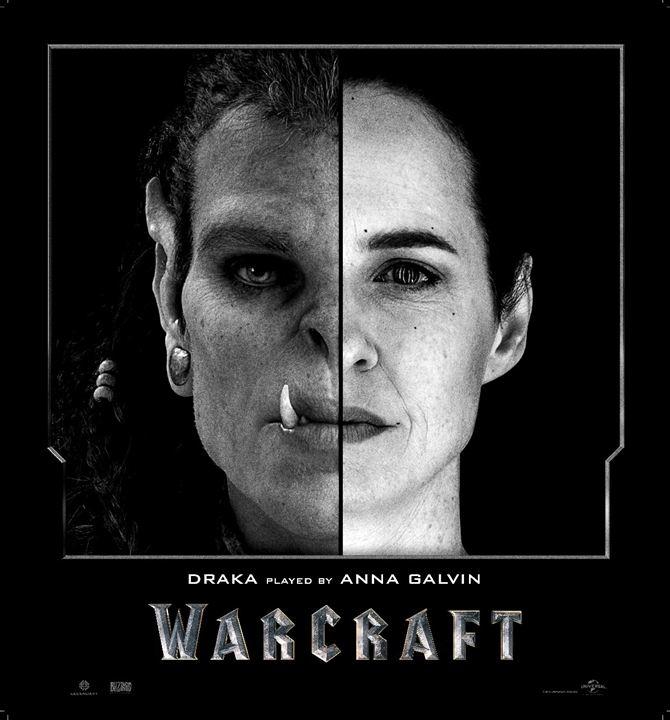 Warcraft : les Orcs et leurs interprètes