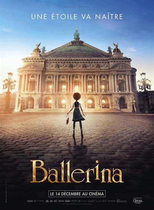 Ballerina - Sortie le 14 décembre 2016