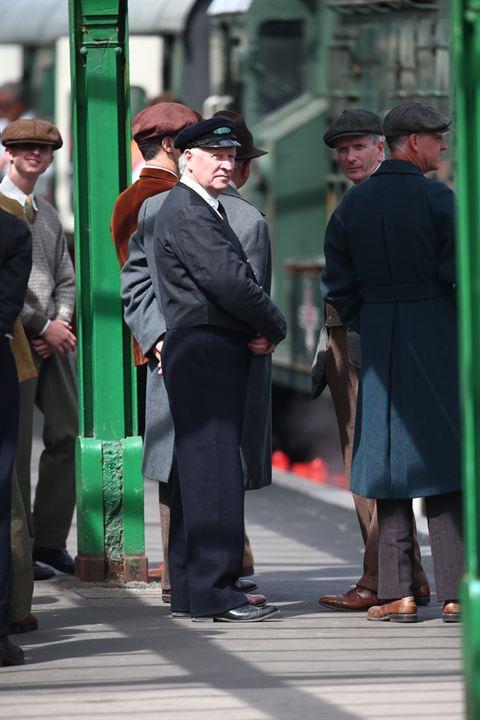Harry Styles sur le tournage de Dunkirk
