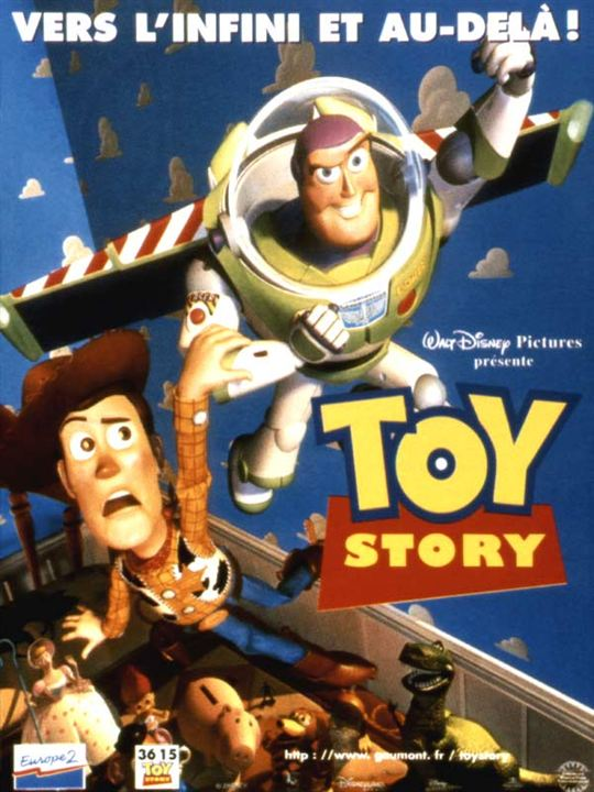 15 - Toy Story