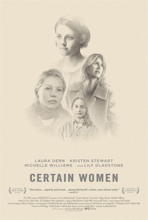 Certain Women - Prochainement
