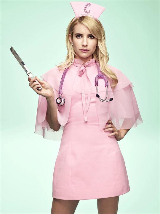 Emma Roberts - Chanel Oberlin