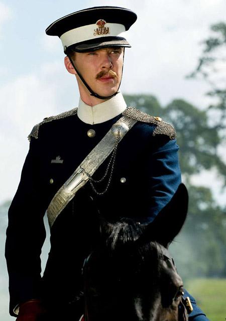 Le look officier de cavalerie