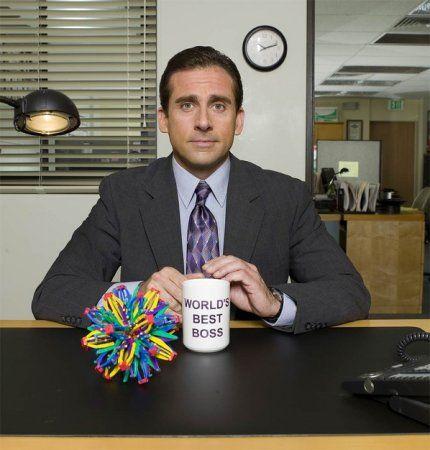 """""""The Office"""" sans... Michael Scott"""