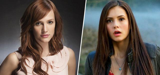Elena aurait pu être incarnée par... Ashlee Simpson !