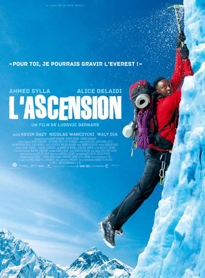 """""""L'Ascension"""" avec Ahmed Sylla - Sortie le 25 janvier 2017"""