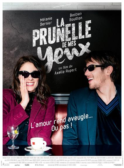 """""""La Prunelle de mes yeux"""" avec Mélanie Bernier - Sortie le 21 décembre 2016"""