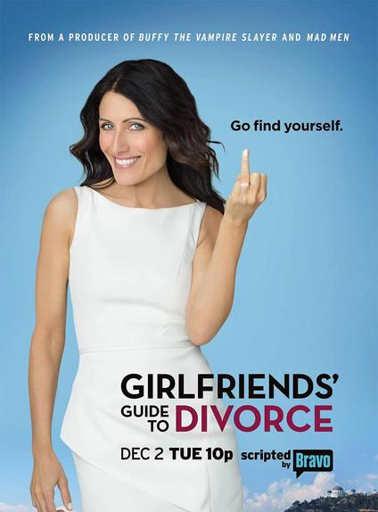 GIRLFRIEND'S GUIDE TO DIVORCE - 11 janvier