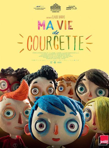 4ème : Ma Vie De Courgette - 4.4/5
