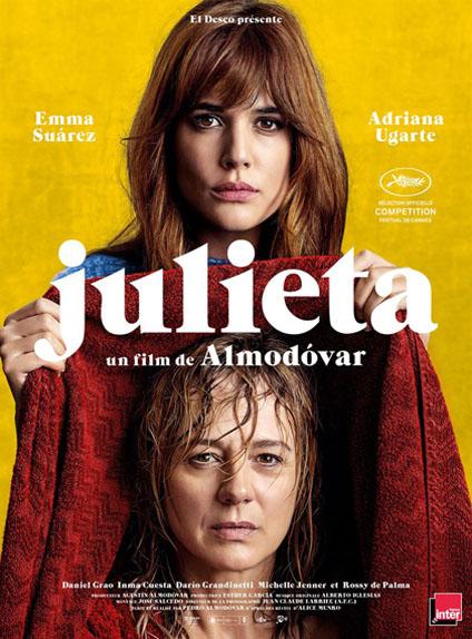 3ème : Julieta - 4.41/5