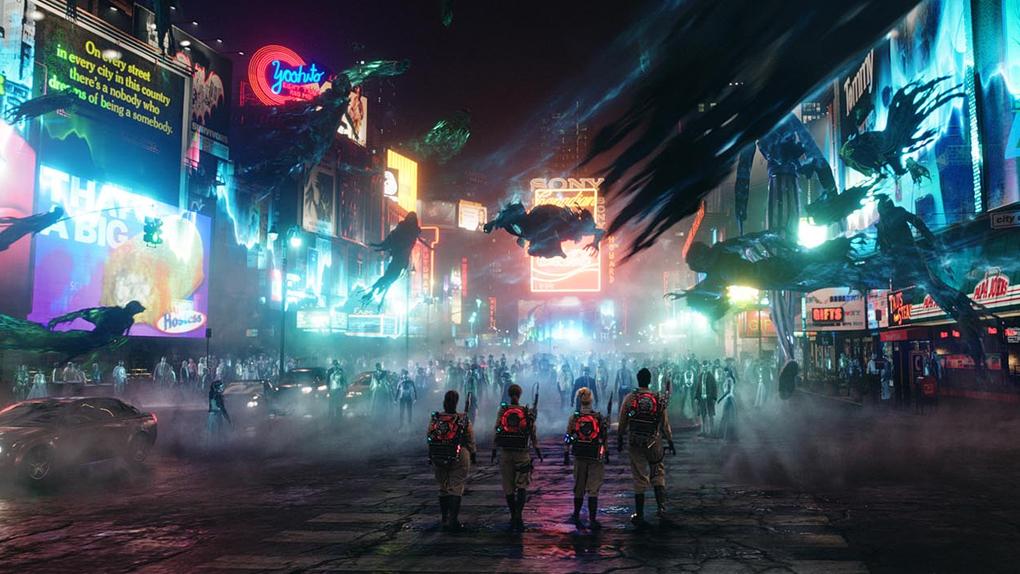 Le bashing de l'année : S.O.S. Fantômes