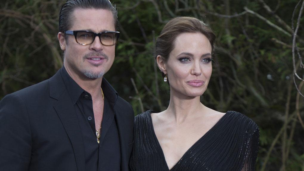 La séparation de l'année : Angelina Jolie et Brad Pitt