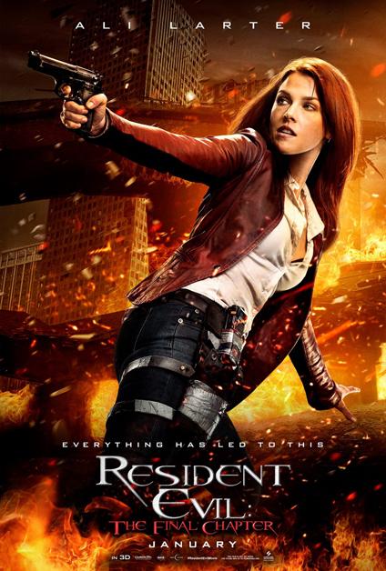 Ali Larter (Claire Redfield)