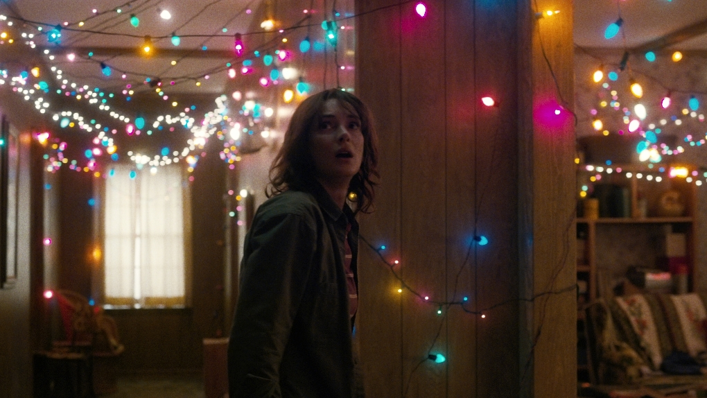 guirlande noel stranger things