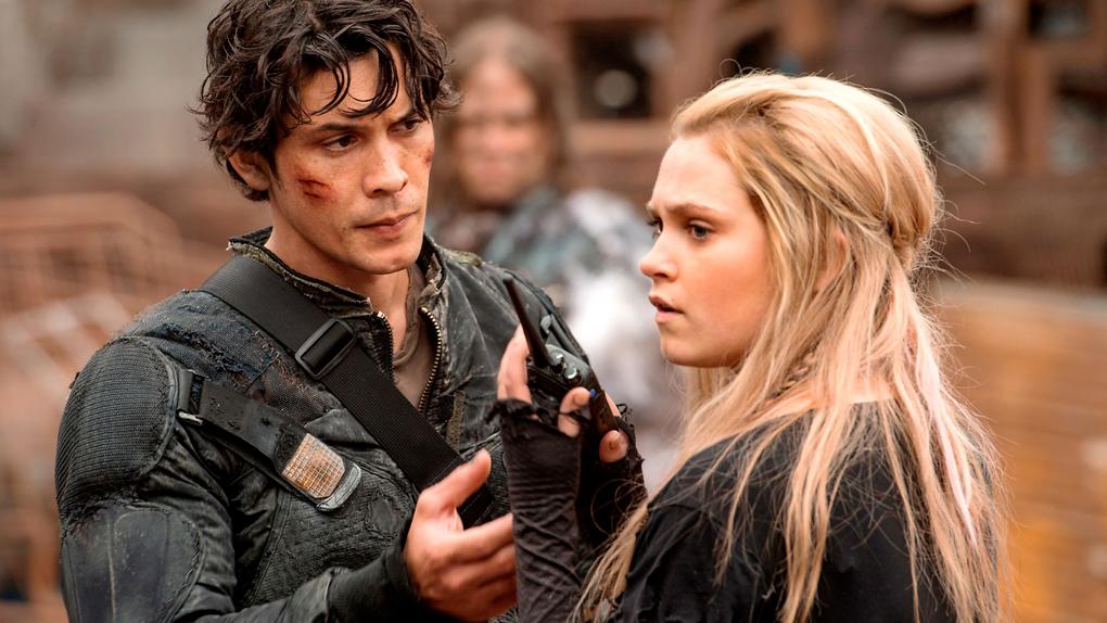 Clarke et Bellamy
