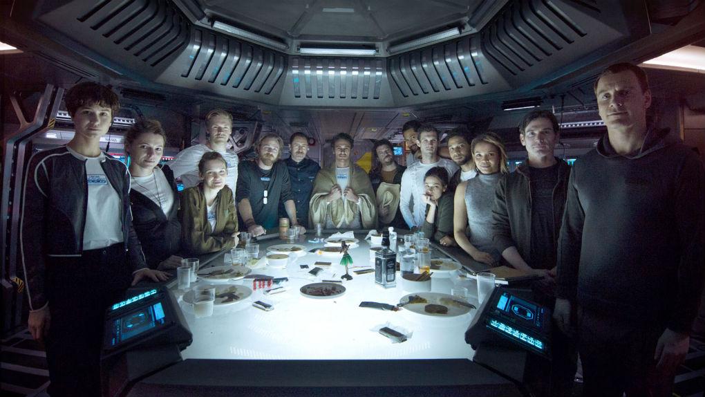 Alien : Covenant - Sortie le 10 mai 2017
