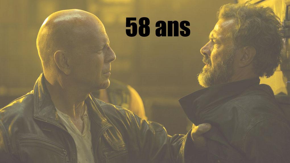 """Bruce Willis dans """"Die Hard : belle journée pour mourir"""""""