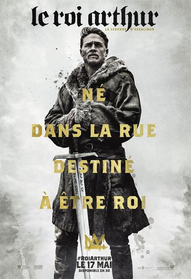 Le Roi Arthur de Guy Ritchie