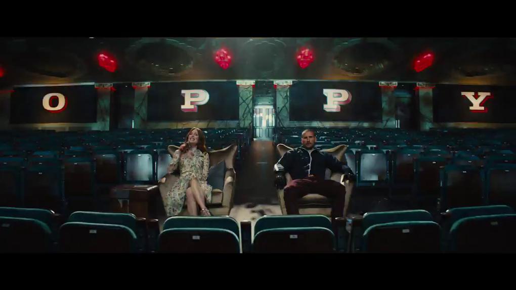 Poppy anime un ciné-club...
