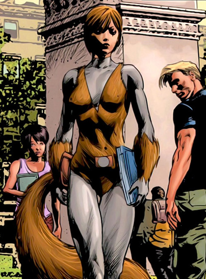 Doreen Green (Squirrel Girl)