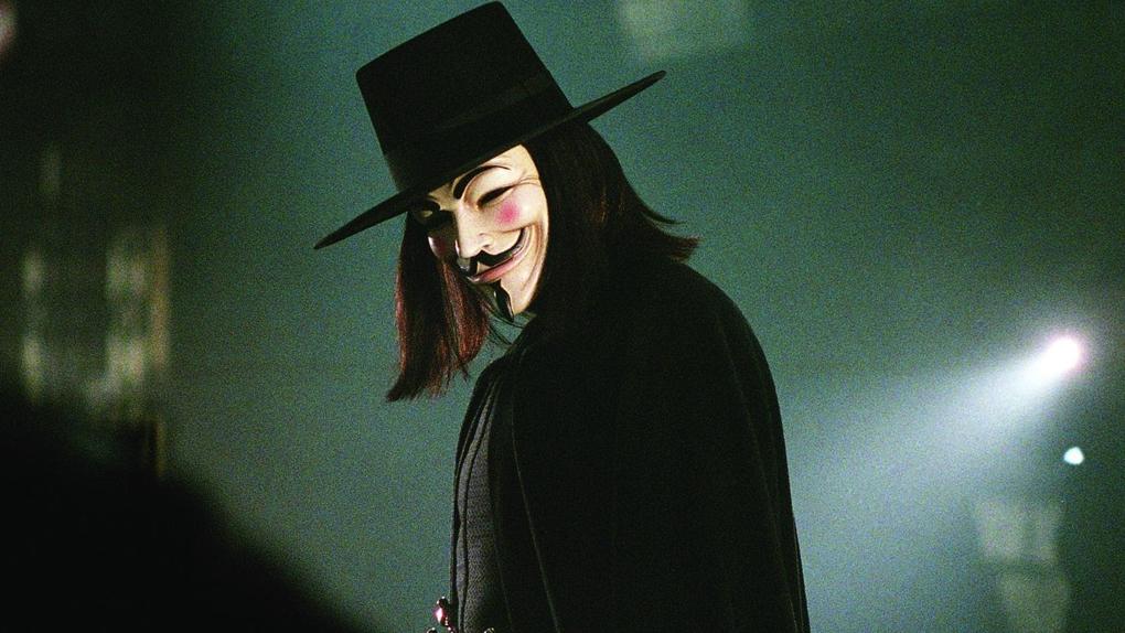 V (V pour Vendetta)
