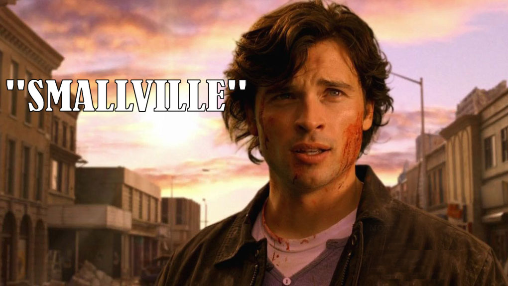 """""""Smallville""""... Et le mot unique"""