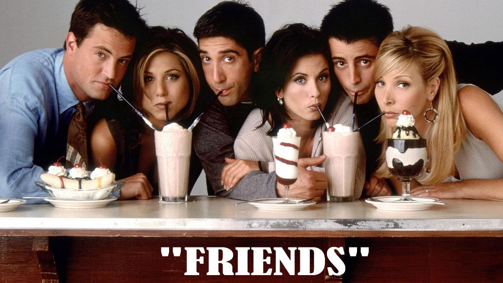 """""""Friends""""... Et celui avec !"""
