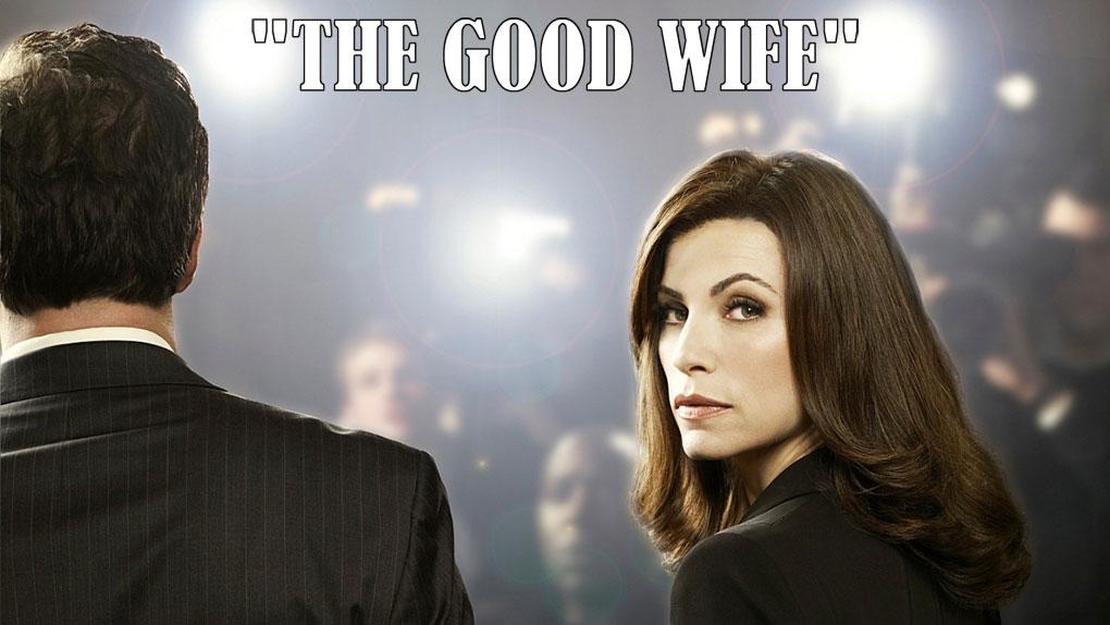 """""""The Good Wife""""...Et le nombre de mots"""
