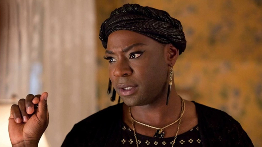 "Nelsan Ellis alias Lafayette Reynolds dans ""True Blood"""
