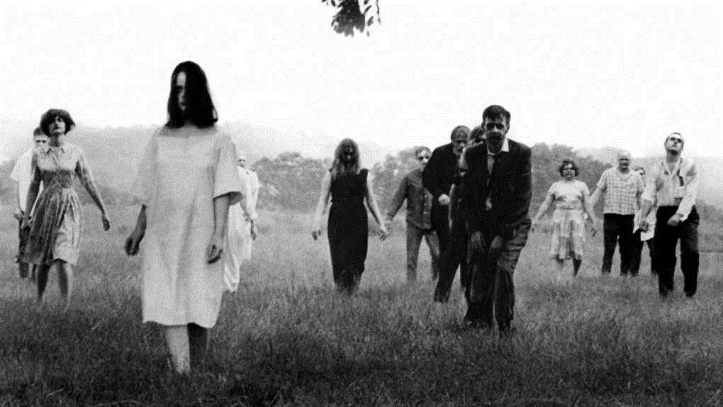 Les zombies ne courent pas